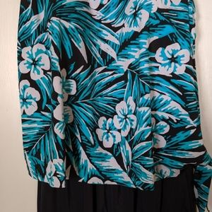 Plus Size Swimsuit 22W Maxine of Hollywood